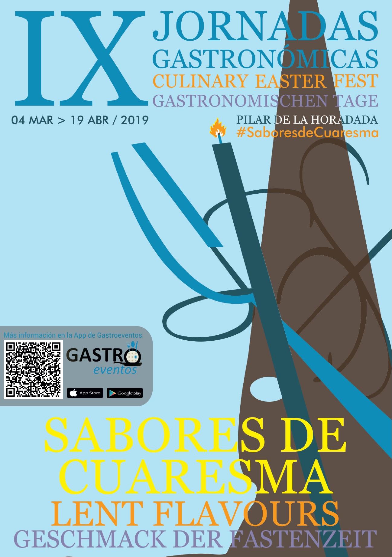 IX Jornadas Gastronómicas Sabores de Cuaresma en Pilar de la Horadada